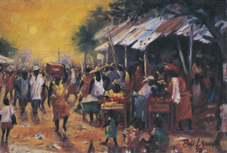 ikija-night-market